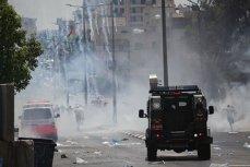 Tensiuni în creştere în Cisiordania. Cel puţin doi morţi şi 300 de răniţi în timpul protestelor