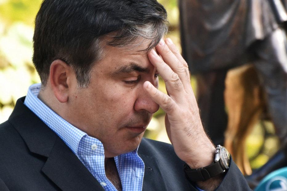 Mihail Saakaşvili a fost reţinut la trei zile după fuga din arestul poliţiei. Ce acuzaţii i se aduc fostului preşedinte georgian
