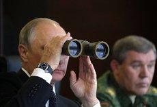"""Rusia îşi RETRAGE trupele din Siria. Putin: """"Ordon Ministerului Apărării şi şefului Statului Major să înceapă operaţiunea"""