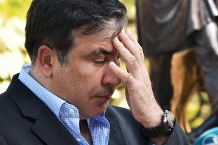 Fostul preşedinte georgian Mihail Saakaşvili a fost eliberat din arest