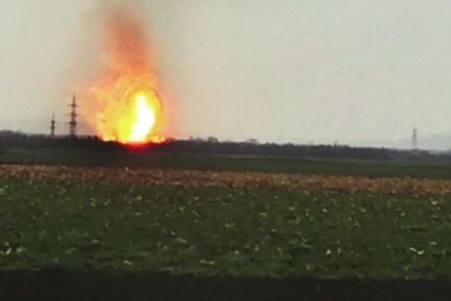 Cel puţin un mort şi 18 răniţi în urma exploziei la un terminal de gaze naturale de lângă Viena