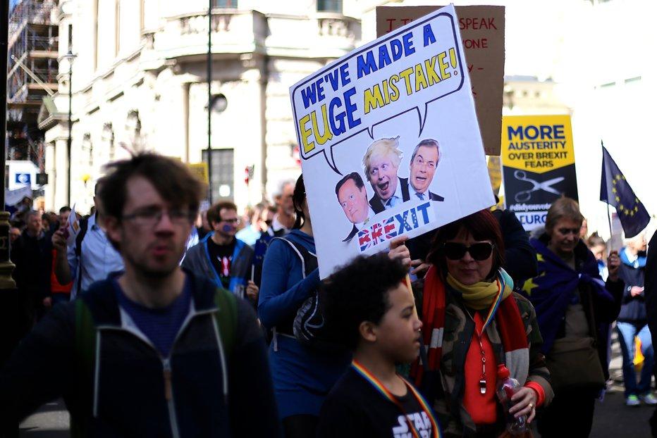 """UE avertizează că nu va exista niciun acord comercial cu Marea Britanie înaintea Brexit: """"Nu e nicio şansă să semnăm"""""""
