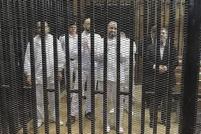Execuţie în masă: 15 terorişti au fost spânzuraţi în Egipt