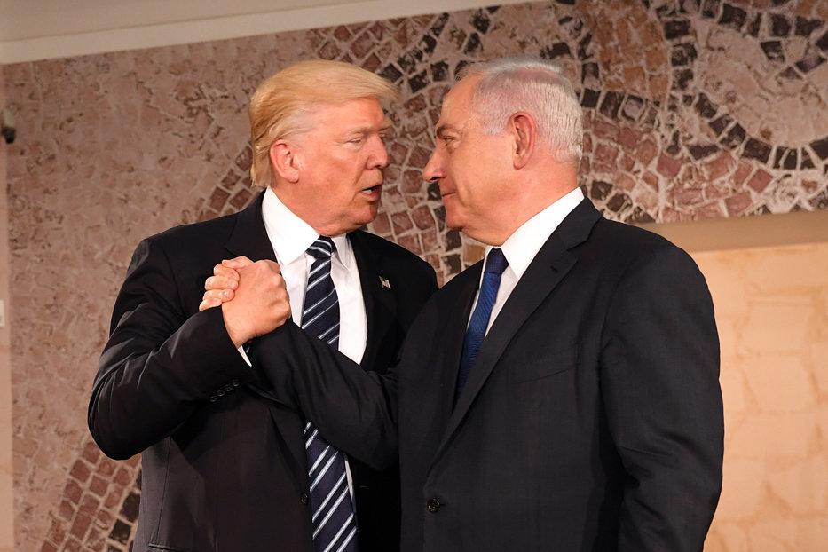 Israelul promite să dea numele lui Trump unei staţii de tren din Ierusalim