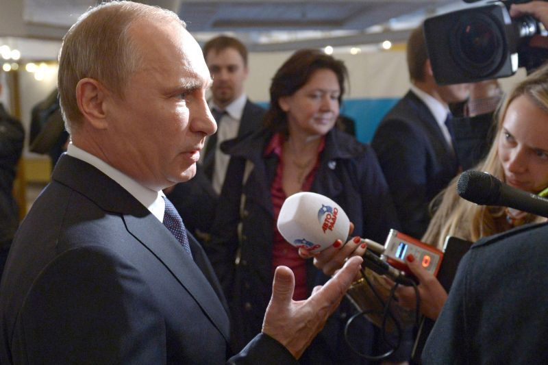 Putin: Explozia de la Sankt-Petersburg este un act terorist