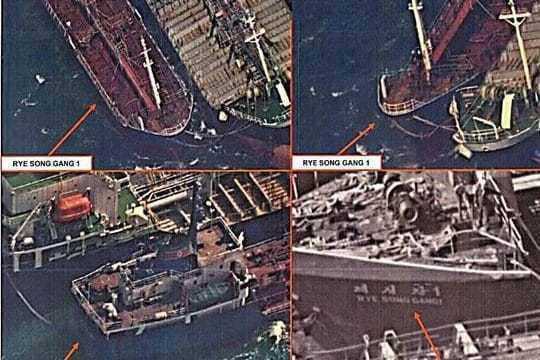 """Donald Trump avertizează China, acuzând-o că aprovizionează cu petrol Coreea de Nord: """"Prinşi cu mâinile pătate"""""""