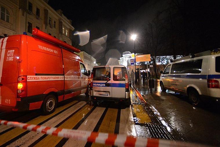 Doi islamişti acuzaţi de comiterea atentatului din Sankt-Petersburg, arestaţi de autorităţile ruse
