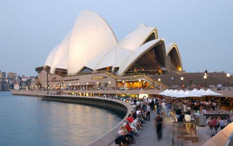 Record de temperatură în Sydney. A fost cea mai caldă zi din ultimii 79 de ani