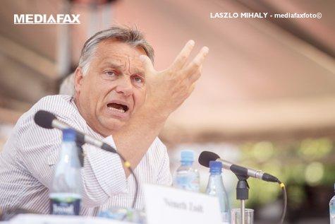 """Viktor Orbán critică Uniunea Europeană: """"Nu putem ajuta lumea, dacă ne distrugem propriul popor"""""""