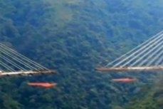 Cel puţin nouă morţi în urma prăbuşirii unui pod din Columbia