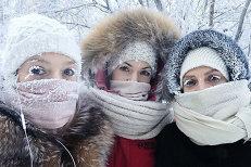 Temperaturi de minus 67 de grade Celsius în Extremul Orient rus. Cum arată viaţa în regiune. GALERIE FOTO şi VIDEO