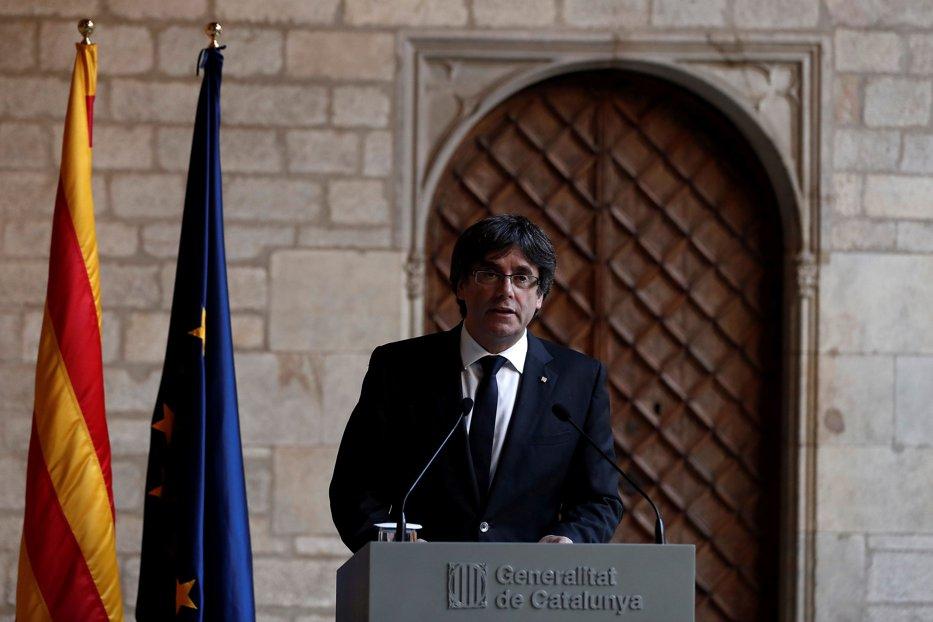 Continuă criza în Catalonia. Parlamentul regional a anulat sesiunea de alegere a unui nou lider: Puigdemont este singurul candidat potrivit