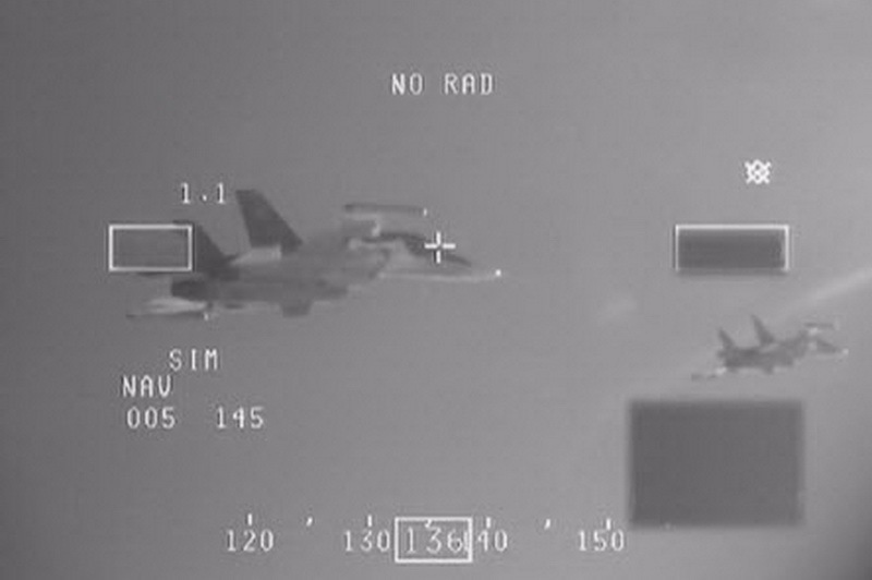 """După un incident deasupra Mării Negre, Rusia face o recomandare explicită SUA. Sfaturile Moscovei pentru piloţii americani care """"cad în depresie sau dezvoltă vreo fobie"""""""
