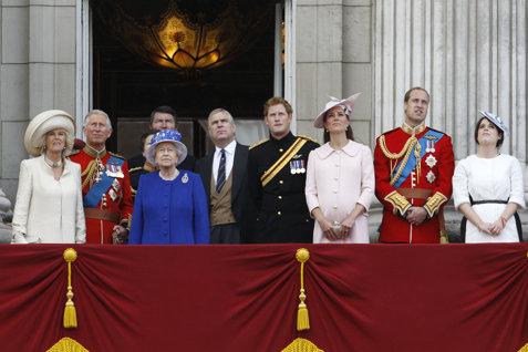 O nouă nuntă anunţată de Casa Regală Britanică. Ceremonia va avea loc pe 12 octombrie