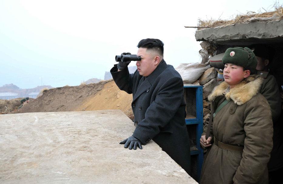 Kim Jong-Un: Statele Unite ale Americii pregătesc un ATAC împotriva Coreei de Nord