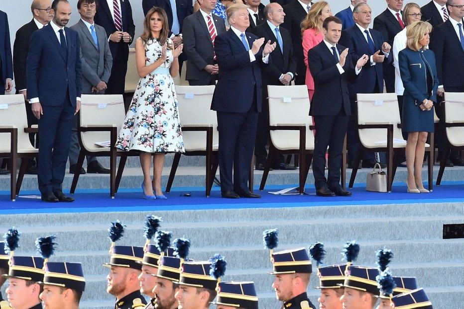 Trump vrea o paradă militară grandioasă la Washington. Cum i-a venit ideea