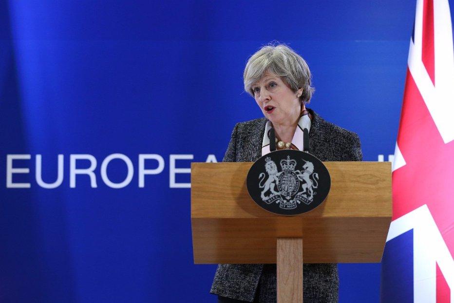 """Guvernul May critică Uniunea Europeană pentru un gest """"neinteligent"""" şi """"nepoliticos"""""""