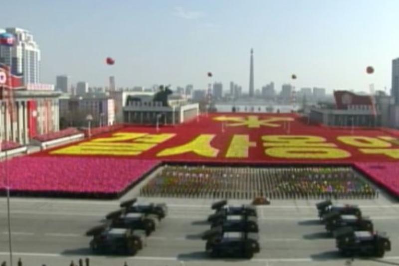 Detaliul neobişnuit care a ieşit la iveală după ce experţii militari au analizat parada lui Kim Jong-Un
