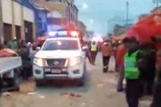 Carnagiu la un carnaval din Bolivia, după explozia unei butelii cu gaz şi mai multe accidente rutiere