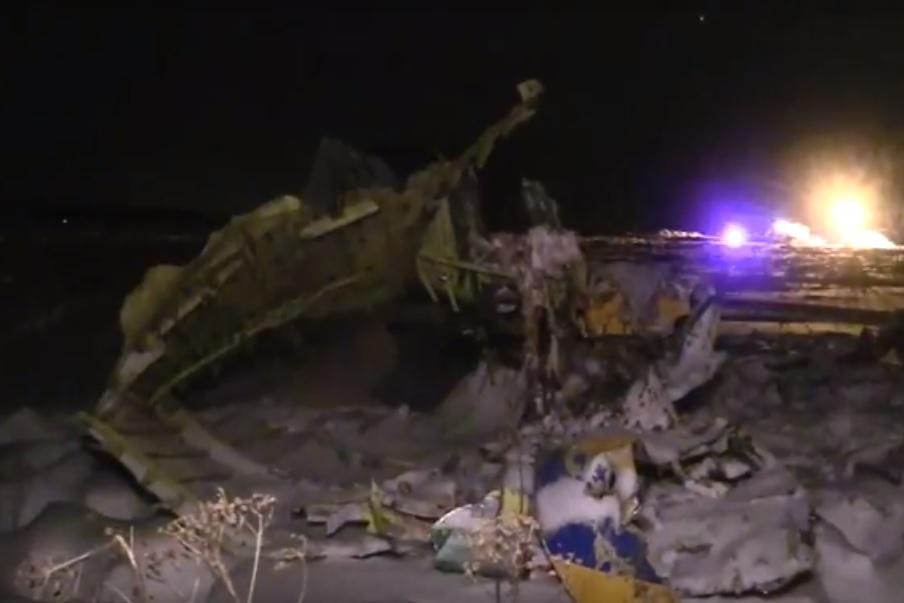 S-a stabilit cauza catastrofei aviatice din Rusia. De ce s-a prăbuşit avionul la câteva minute după ce a decolat de la Moscova