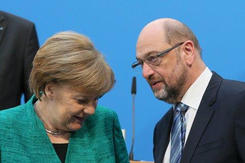 Criză la nivel înalt în Germania. Martin Schulz a demisionat din fruntea SPD, pe fondul tensiunilor apărute după încheierea acordului cu Merkel