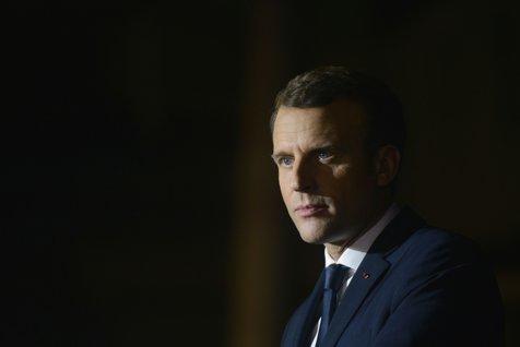 """Declaraţia de război a lui Emmanuel Macron: Franţa va """"ataca"""