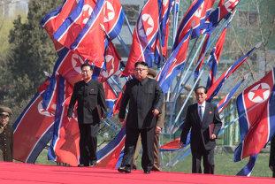 Coreea de Nord pune din nou presiune pe relaţiile cu SUA şi anulează în ultimul moment o întâlnire cu vicepreşedintele Mike Pence: Dorinţa lui Kim Jong-Un este aceea de a-şi vopsi regimul ucigaş cu fotografii frumoase la Jocurile Olimpice