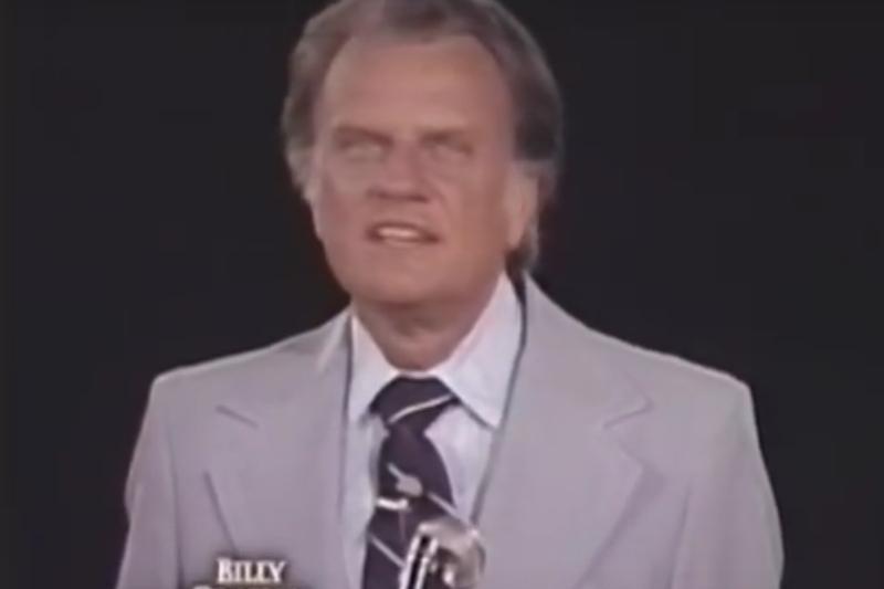 """A murit Billy Graham, unul dintre cei mai influenţi predicatori, supranumit """"Ambasadorul lui Dumnezeu"""""""