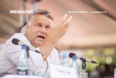 """Viktor Orban vrea o """"recompensă"""" de la UE în problema crizei refugiaţilor. Premierul ungar cere rambursarea cheltuielilor pentru protejarea frontierelor"""
