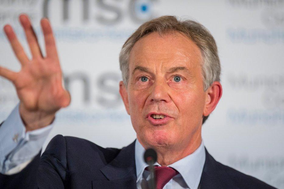 Tony Blair propune reformarea Uniunii Europene, pentru evitarea ieşirii Marii Britanii