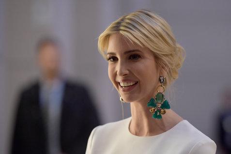 FBI cercetează o afacere în care este implicată fiica preşedintelui Donald Trump