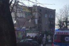 Cel puţin patru morţi şi 22 de răniţi, după ce un bloc s-a prăbuşit într-un oraş din vestul Poloniei