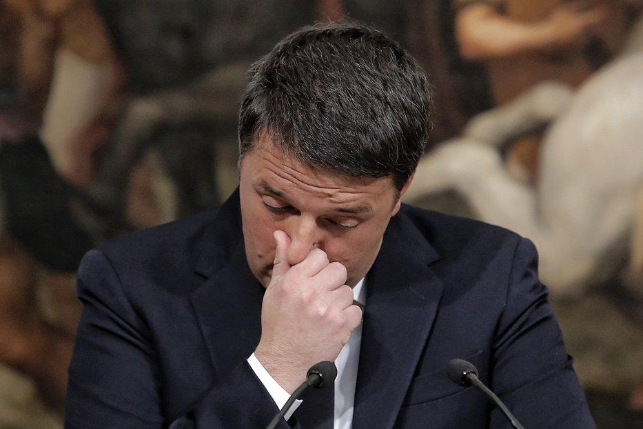 Matteo Renzi demisionează, după ce a pierdut alegerile în Italia