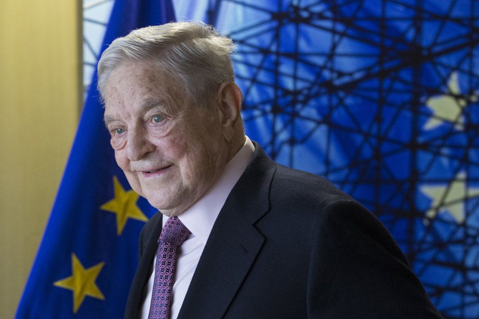 George Soros, prima reacţie după ce şi Slovacia l-a acuzat că se implică în politica internă