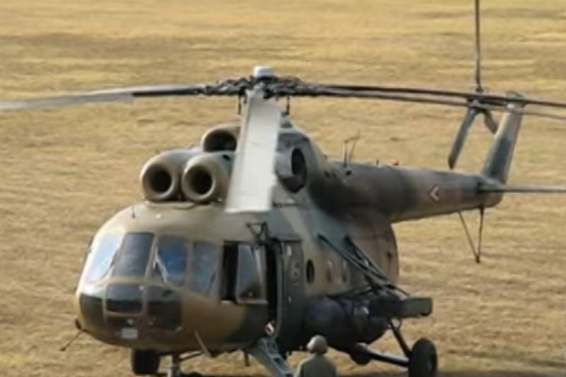 Cel puţin opt oameni au murit după ce un elicopter s-a prăbuşit în Cecenia