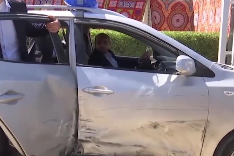 Şapte răniţi, după ce o bombă a vizat convoiul premierului palestinian Rami Hamdallah