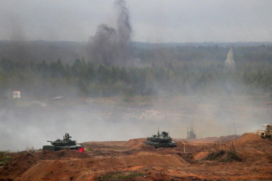 Rusia acuză SUA că pregătesc