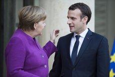 """""""Planul ambiţios"""" pregătit de Franţa şi Germania pentru UE. """"Trebuie să conducem prin forţa exemplului"""""""