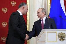 Mesajul lui Igor Dodon, după ce Putin a câştigat al patrulea mandat de preşedinte: Rusia a devenit un simbol al speranţei