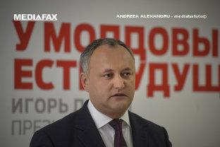 Igor Dodon, mesaj extrem de dur: Există riscul ca duşmanul numărul unu al Republicii Moldova să fie românii