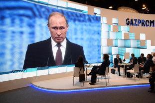 Cine este Mikhail Putin, numit de curând vice-preşedinte Gazprom, un GIGANT care furnizează gaze unei treimi din Europa
