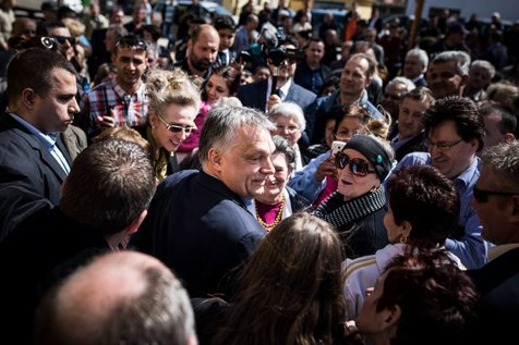 ALEGERI ÎN UNGARIA. Victorie categorică a FIDESZ care obţine majoritatea absolută în parlamentul de la Budapesta. Liderii socialiştilor şi Jobbik au demisionat. UPDATE