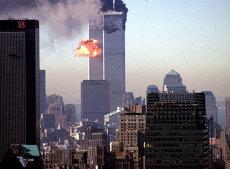 Imaginea de la atentatele din 11 septembrie pe care nimeni nu a văzut-o timp de 16 ani. FOTO