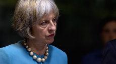 """Premierul britanic Theresa May a luat o decizie de ultimă oră, după presupusul atac chimic din Siria. """"Reprezintă un act şocant şi barbaric"""""""