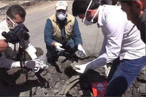 Rusia susţine că are dovezi că britanicii sunt implicaţi direct în atacul chimic din Siria. Reacţia virulentă a Marii Britanii