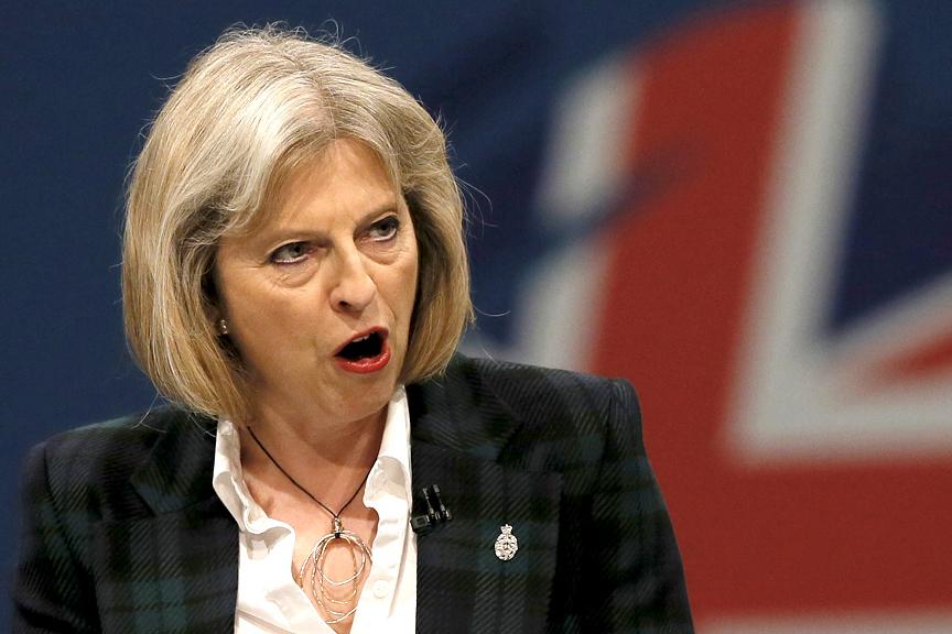 Theresa May explică de ce a fost nevoie ca Siria să fie atacată cu rachete