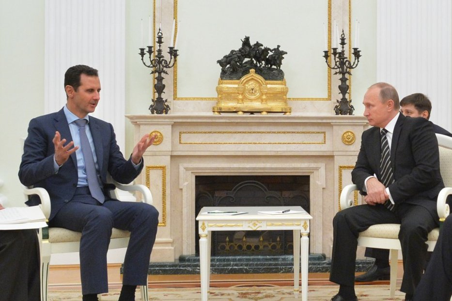 Bashar Al-Assad, discuţii cu diplomaţi ruşi: Atacurile împotriva Siriei reprezintă un act de agresiune