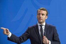 Macron crede că există riscul unui