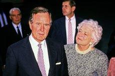 A murit Barbara Bush, soţia fostului fostului preşedinte George H. W. Bush