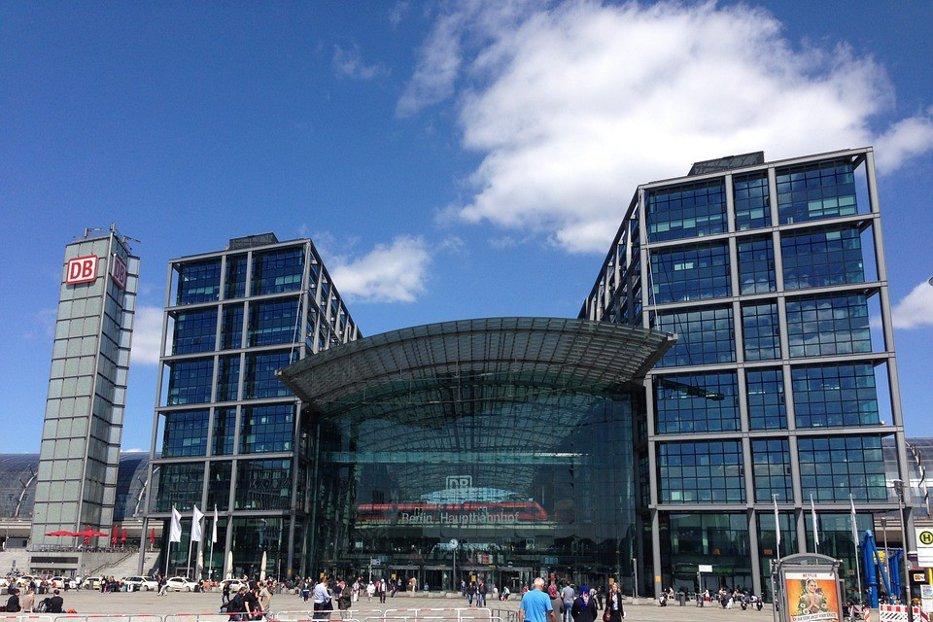 Gara centrală din Berlin, ÎNCHISĂ după descoperirea unei bombe din al Doilea Război Mondial